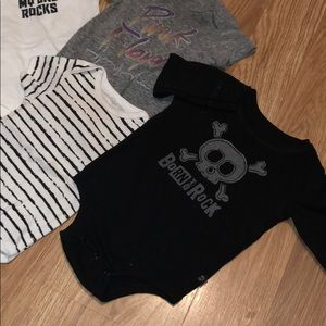 One Pieces - Rock N Roll Set